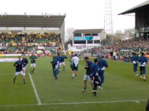 Argyle warming up again